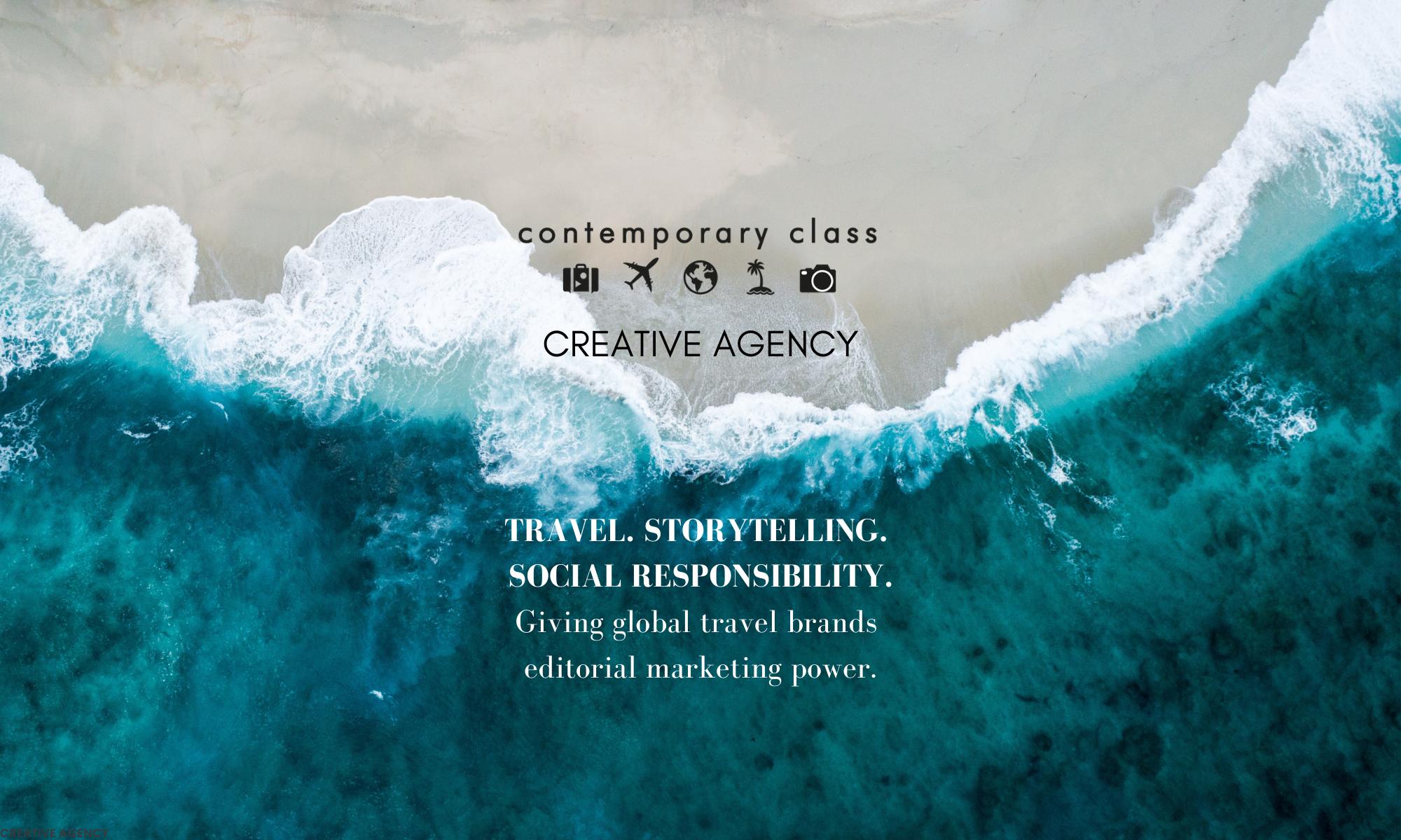 Travel. Storytelling. Social responsibility.